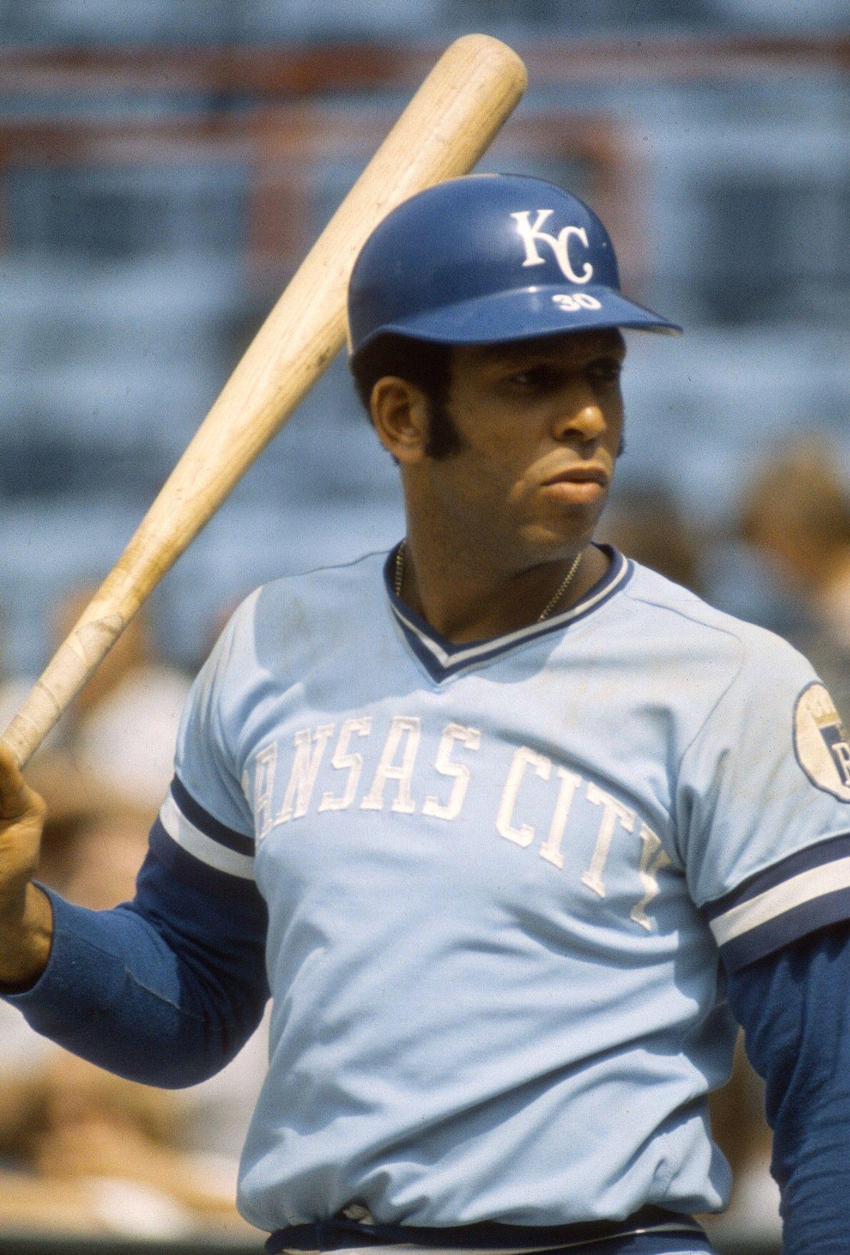 Orlando Cepeda - 1974 Kansas City Royals