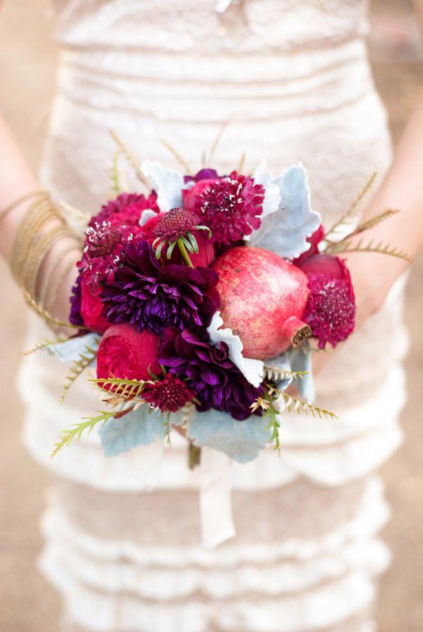 Pomegranate inspired