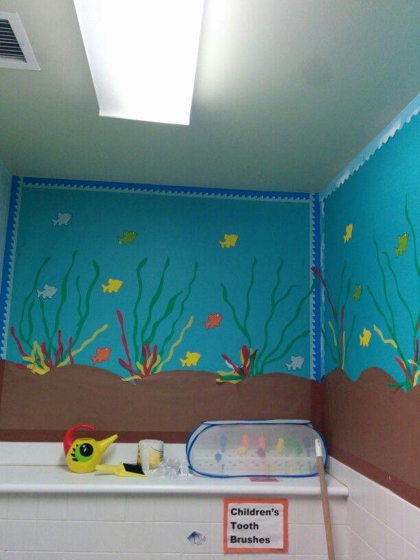 Preschool Bathroom Decoration Decor Home Decor Decals Home Decor