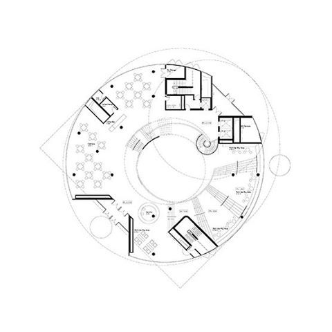 architectural drawings floor plans. Plain Plans This Instagram Account Explores The Beauty Of Circular Plans In Architecture   ArchDaily To Architectural Drawings Floor