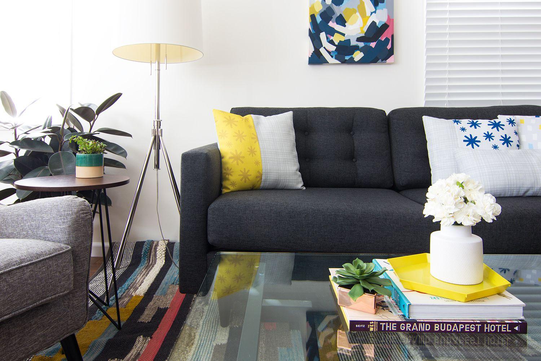 West Elm Multi Pixel Rug Google Search Apartment Sofa Comfortable Sofa Sofa