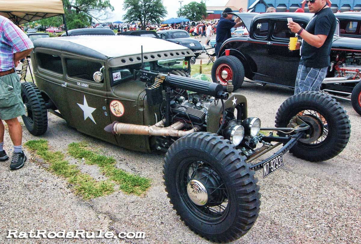 MILITARY RAT RODS   Hot Rod Dream   Pinterest   Rats, Cars and ...
