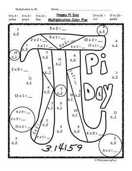 photograph regarding Pi Day Worksheets Printable named Satisfied Pi Working day Instruction Plans Content pi working day, Pi working day, Pie