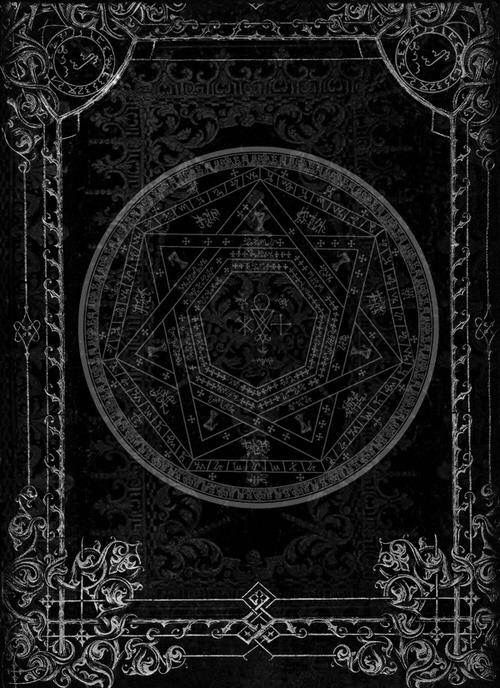 Pentagram Cos Baphomet A Black Charka Is What I That See It Is