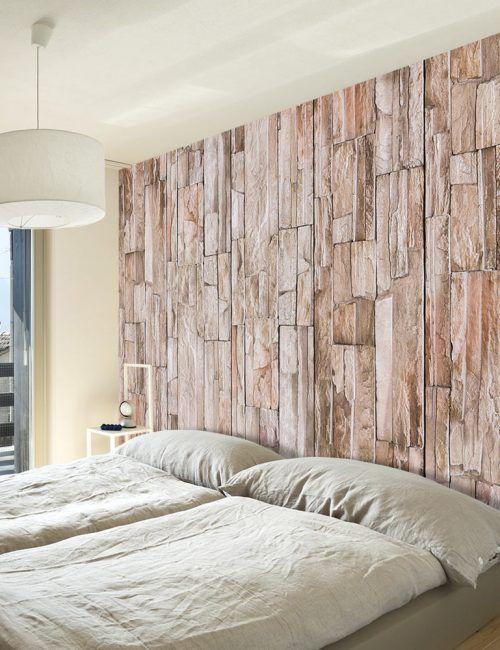 Pareti di pietra parete in pietra naturale parete di - Chiocciola per intonaco ...