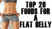 20 Foods To Eat For A Flat Belly / Flat Stomach,  #belly #eat #Fitness-MahlzeitflachenBauch #flat #F...