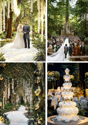 Create Your Own Lord of the Rings Inspired Wedding ...