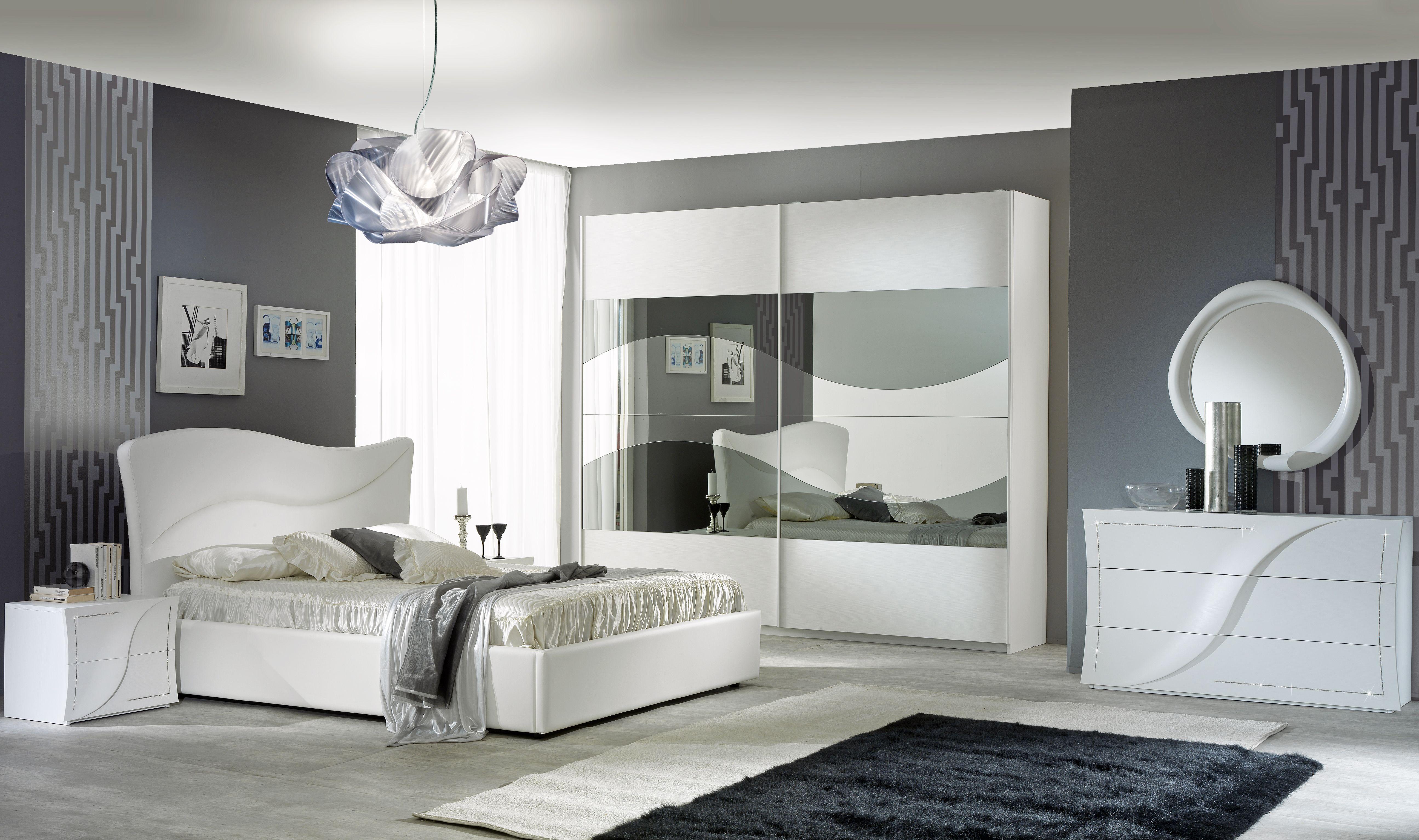 Modernes Kleiderschrank Elegantes Schlafzimmer Inneneinrichtung Dekorationsideen Einrichten Schlafzimmer Wohnzimmer Schlafzimmer Zimmer Haus Dekoration