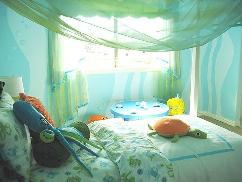 Faux Painted Walls Under Sea Leave A Reply Cancel Reply Bedroom Trends Bedroom Themes Bedroom Design
