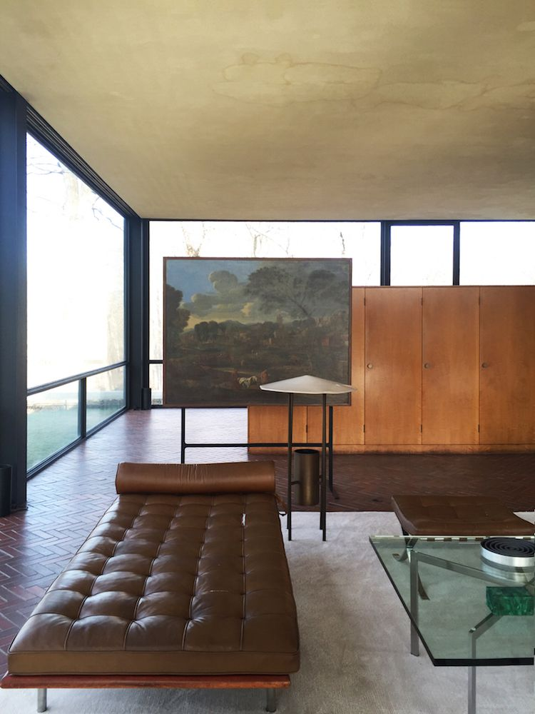 every year i say i\u0027m going out to the philip johnson glass house