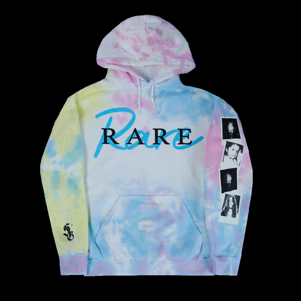 Selena Gomez Official Shop Tie Dye Hoodie Sweatshirts Hoodies [ 960 x 960 Pixel ]