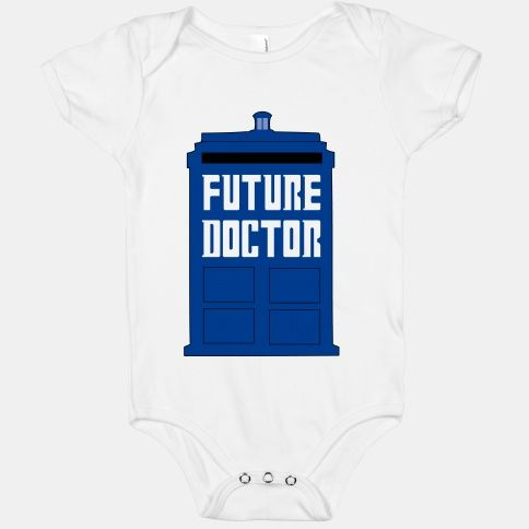Future Doctor Toddler Sweatshirt
