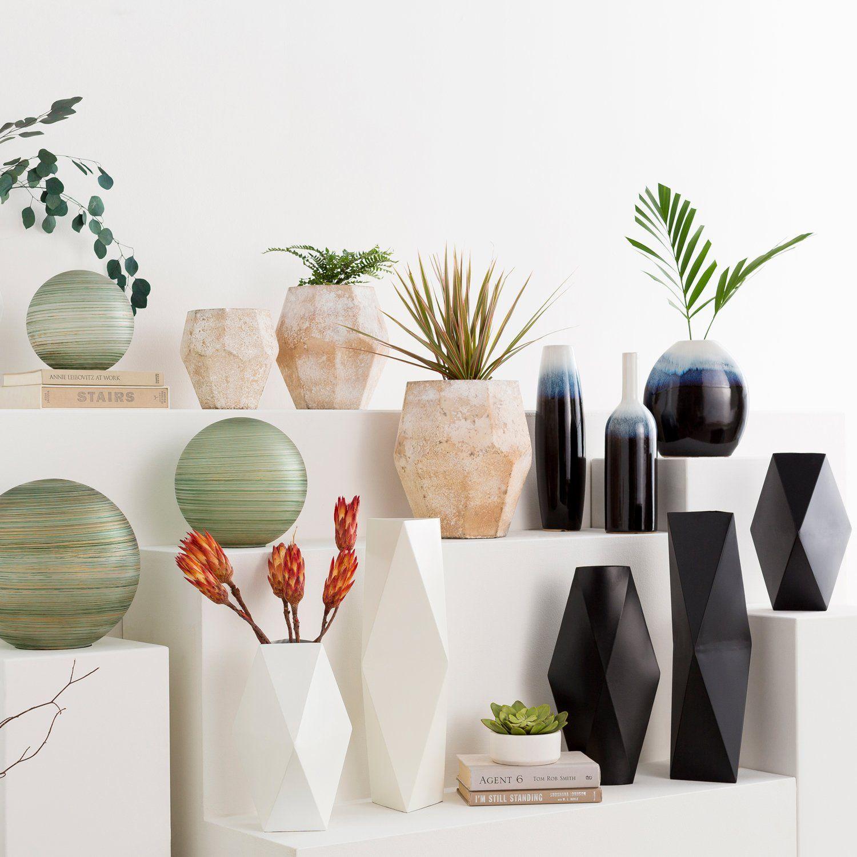 Allen Vase Paynesgray Outdoor Vases
