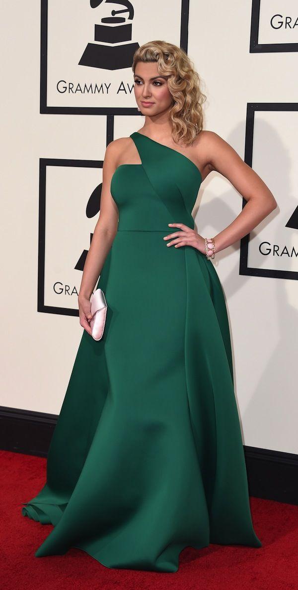 2016 Grammy Awards Red Carpet Arrivals: Lady Gaga Rihanna ...
