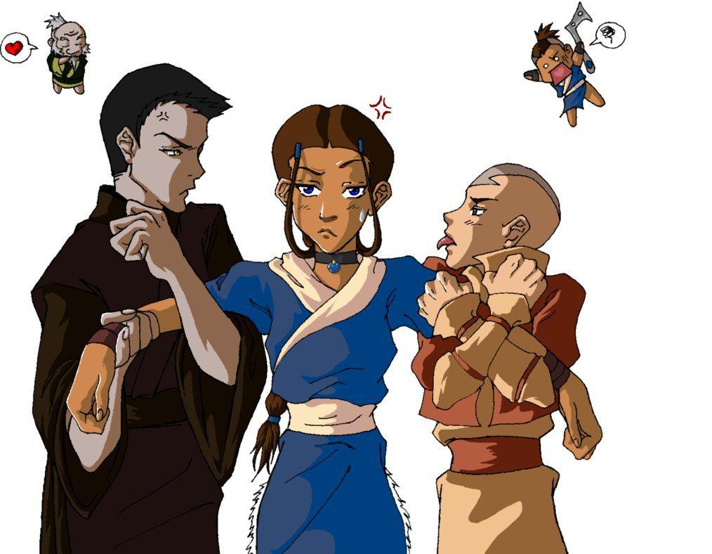 Kataang Or Zutara by ShadowKira