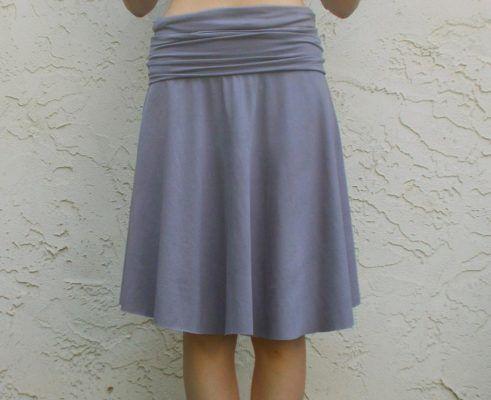 FREE SEWING PATTERN: The yoga skirt | Yoga skirt, Pdf sewing ...