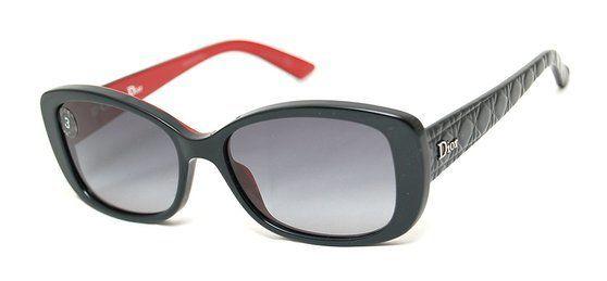 Christian Dior Dior LadyInDior2 (EL4HD) Rectangular Womens Sunglasses #apparel #eyewear #christiandior #sunglasses #shops #women #departments