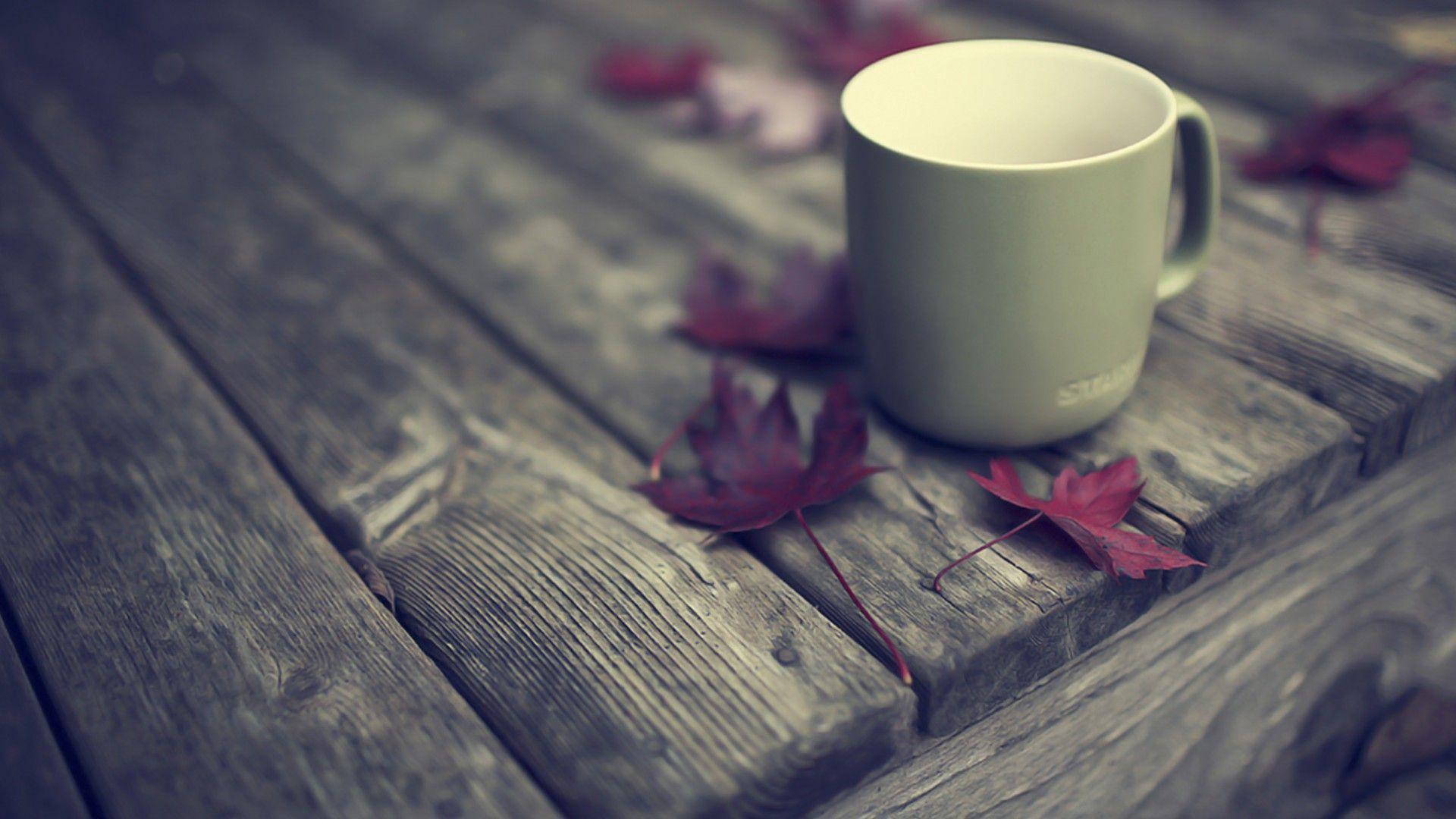 Fall Coffee Hd 1080p Wallpapers Download Kopi Fotografi Urban