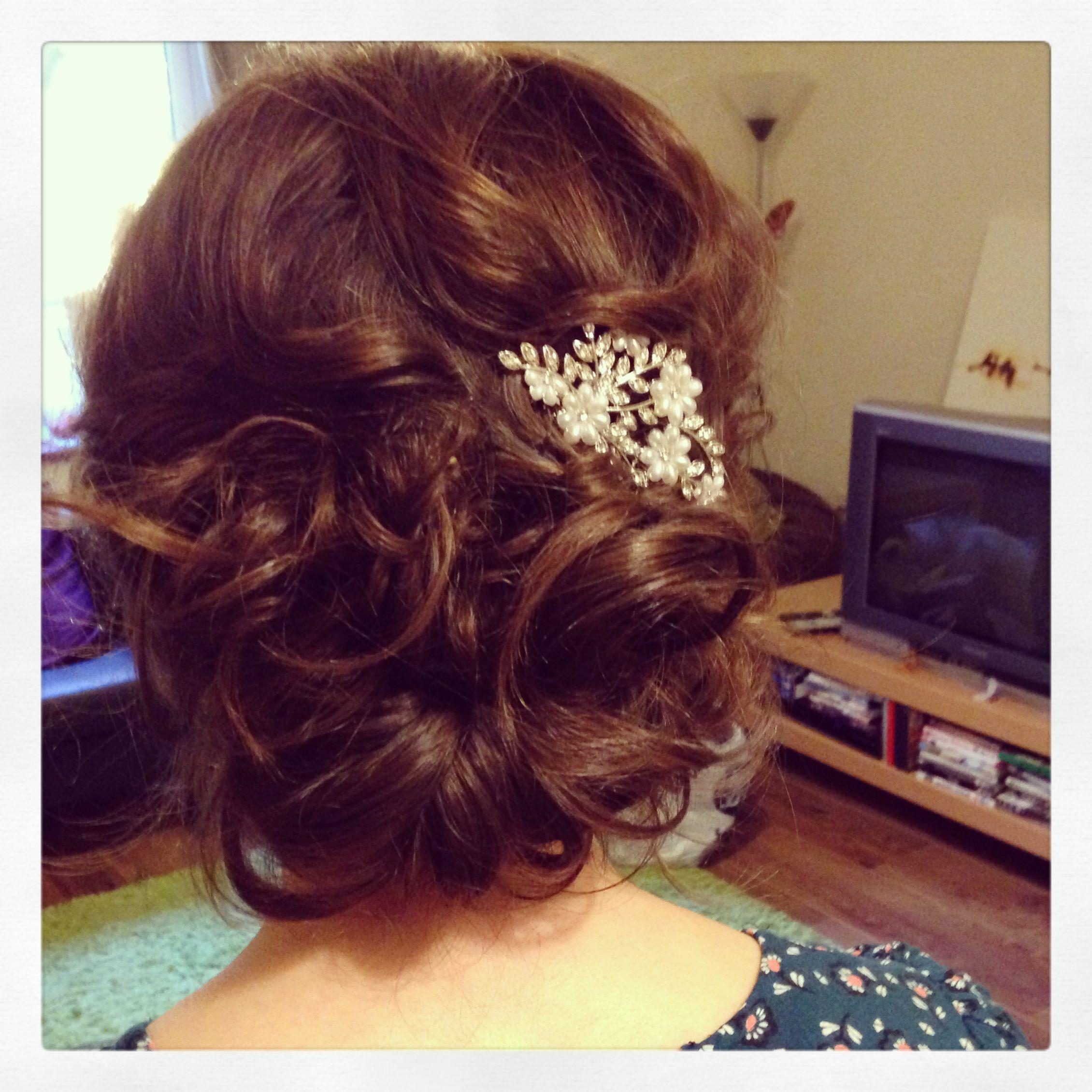 bridal-hair by helen sutcliffe hair | my work | pinterest | bridal