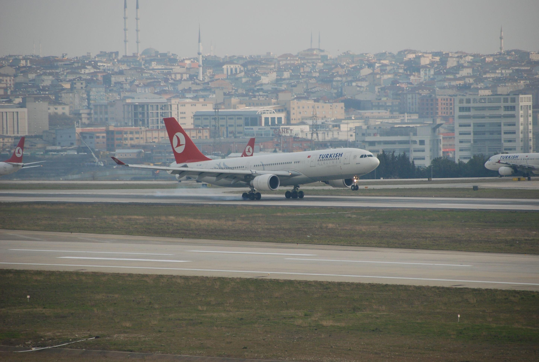 Spotting Turkish Airlines Airbus A330 @ Istanbul Atatürk Airport | Havayolu 101
