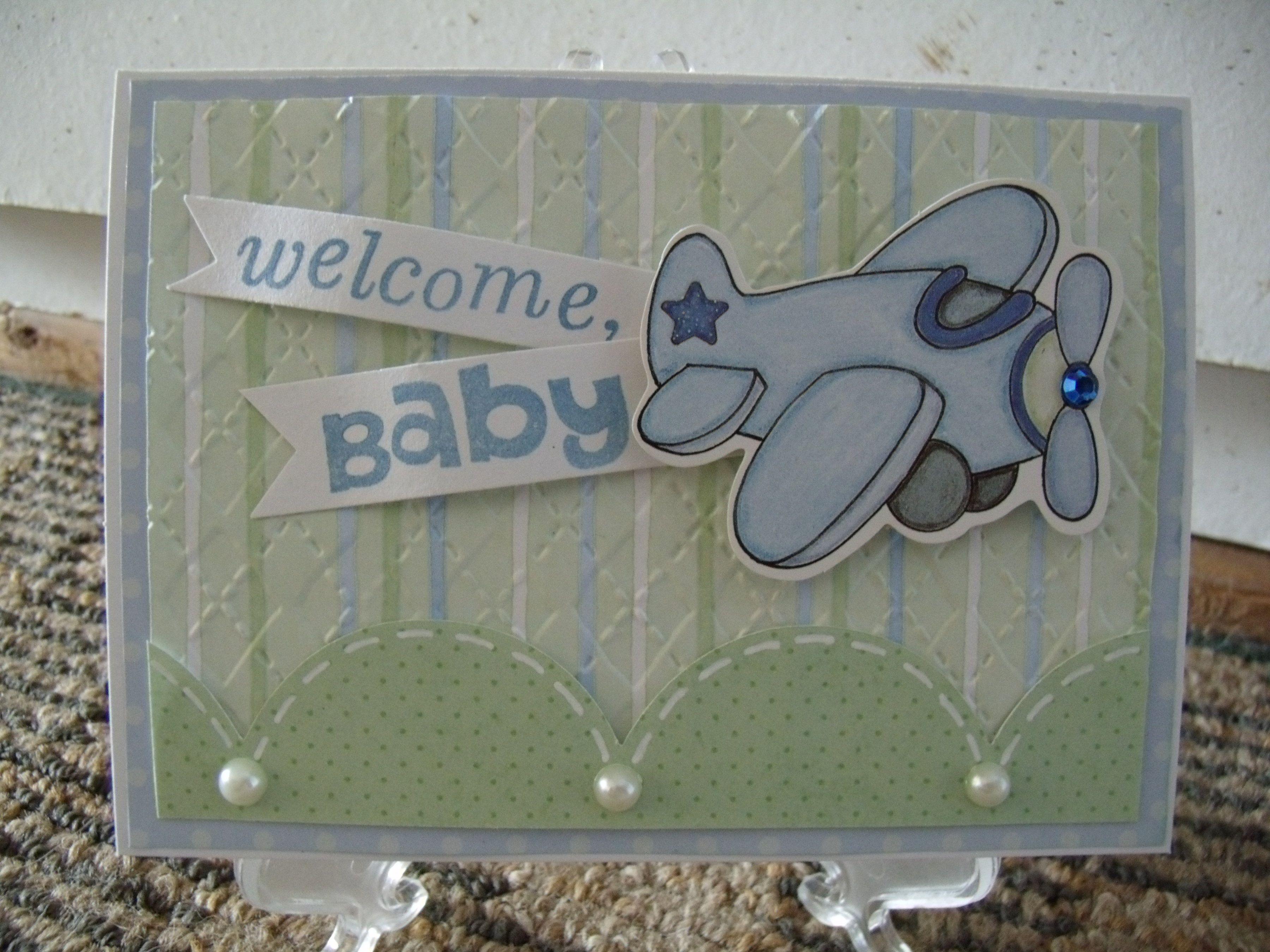 Welcome Baby - Scrapbook.com