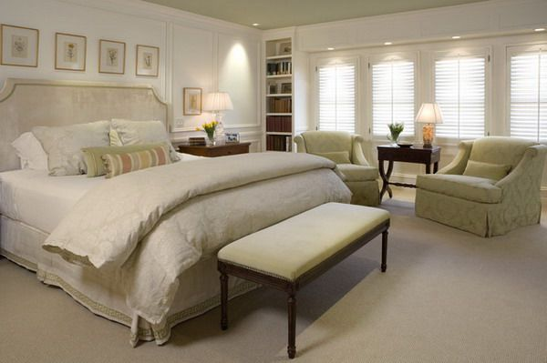 Elegant Masters Bedroom Interior Design