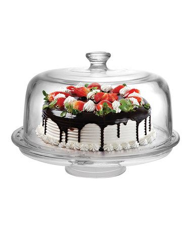 Sophisticate 6-in-1 Cake Stand by Circle Glass on #zulily today!  sc 1 st  Pinterest & Sophisticate 6-in-1 Cake Stand by Circle Glass on #zulily today ...