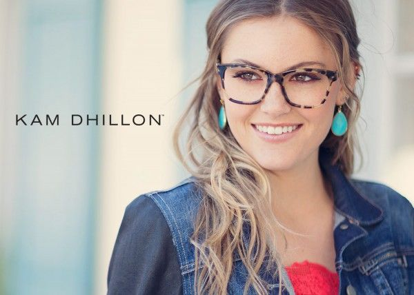 new eyeglass trends  Kam Dhillon Eyewear