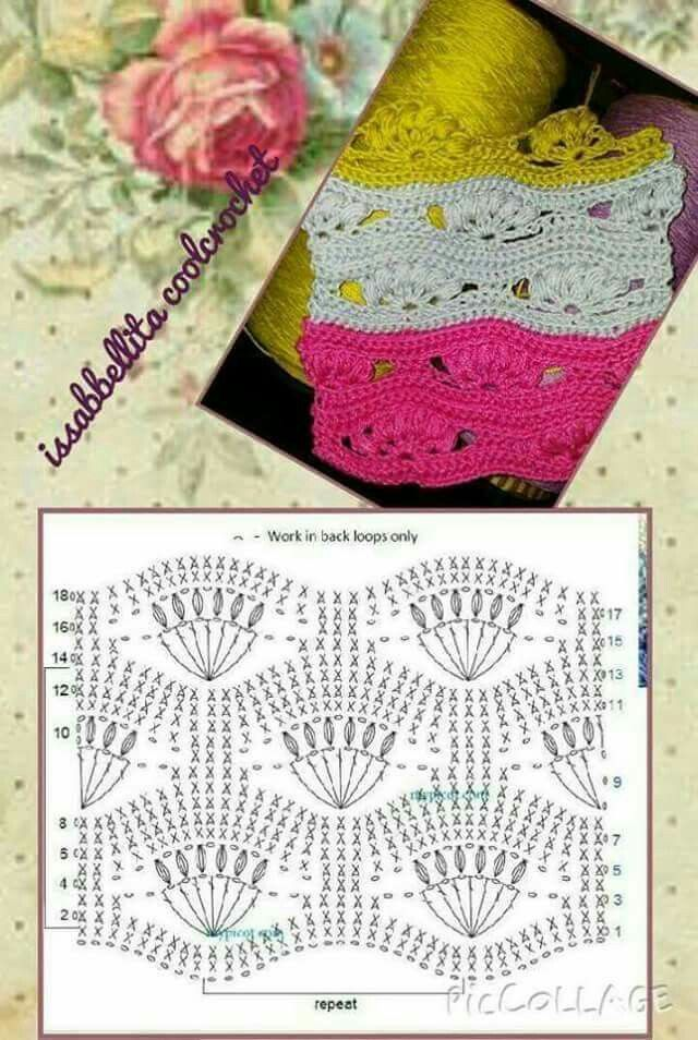 Pin von Haydee Curbelo auf patrones para | Pinterest