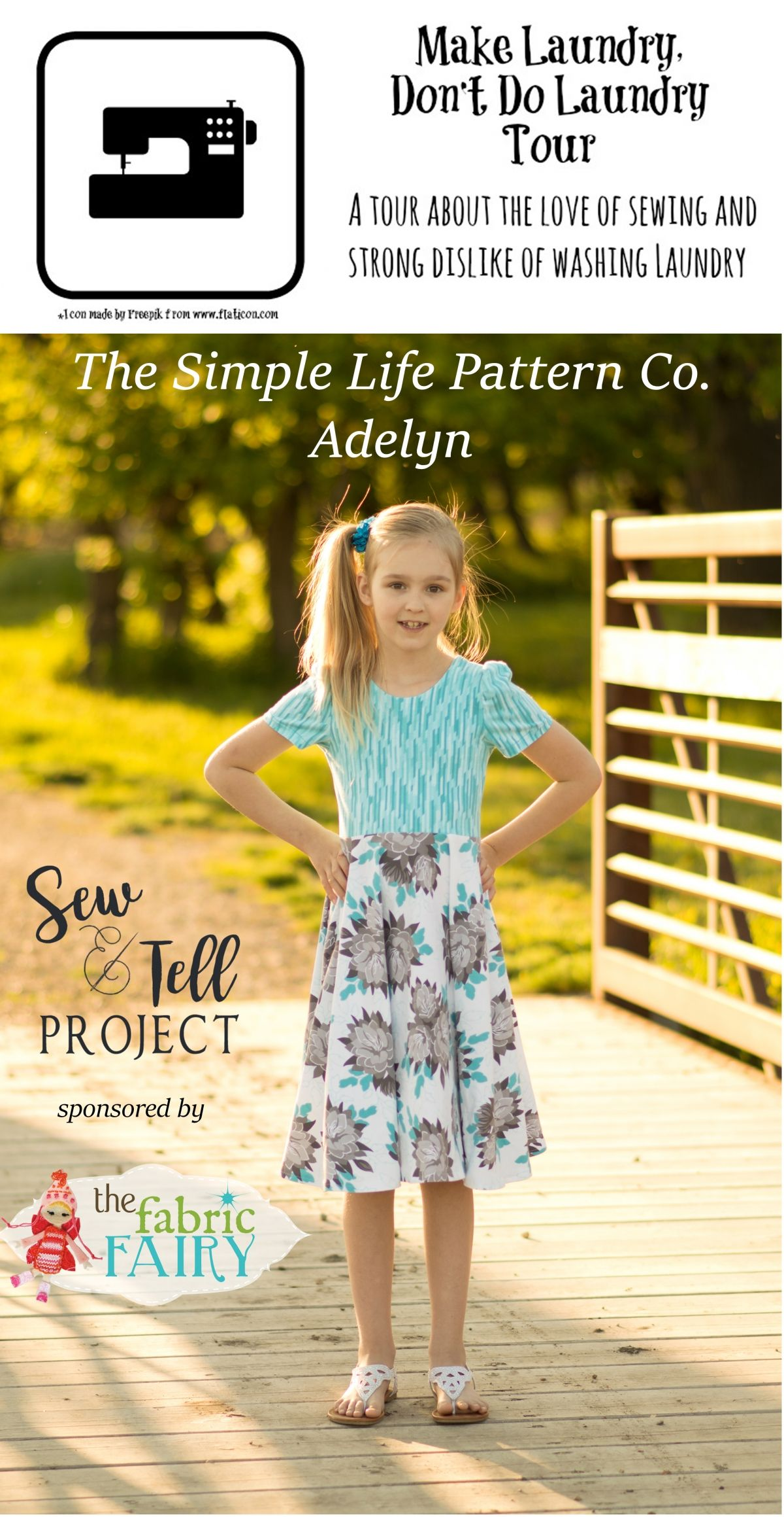 Make Laundry, Don't Do Laundry: SLPco Adelyn – The Sew and Tell