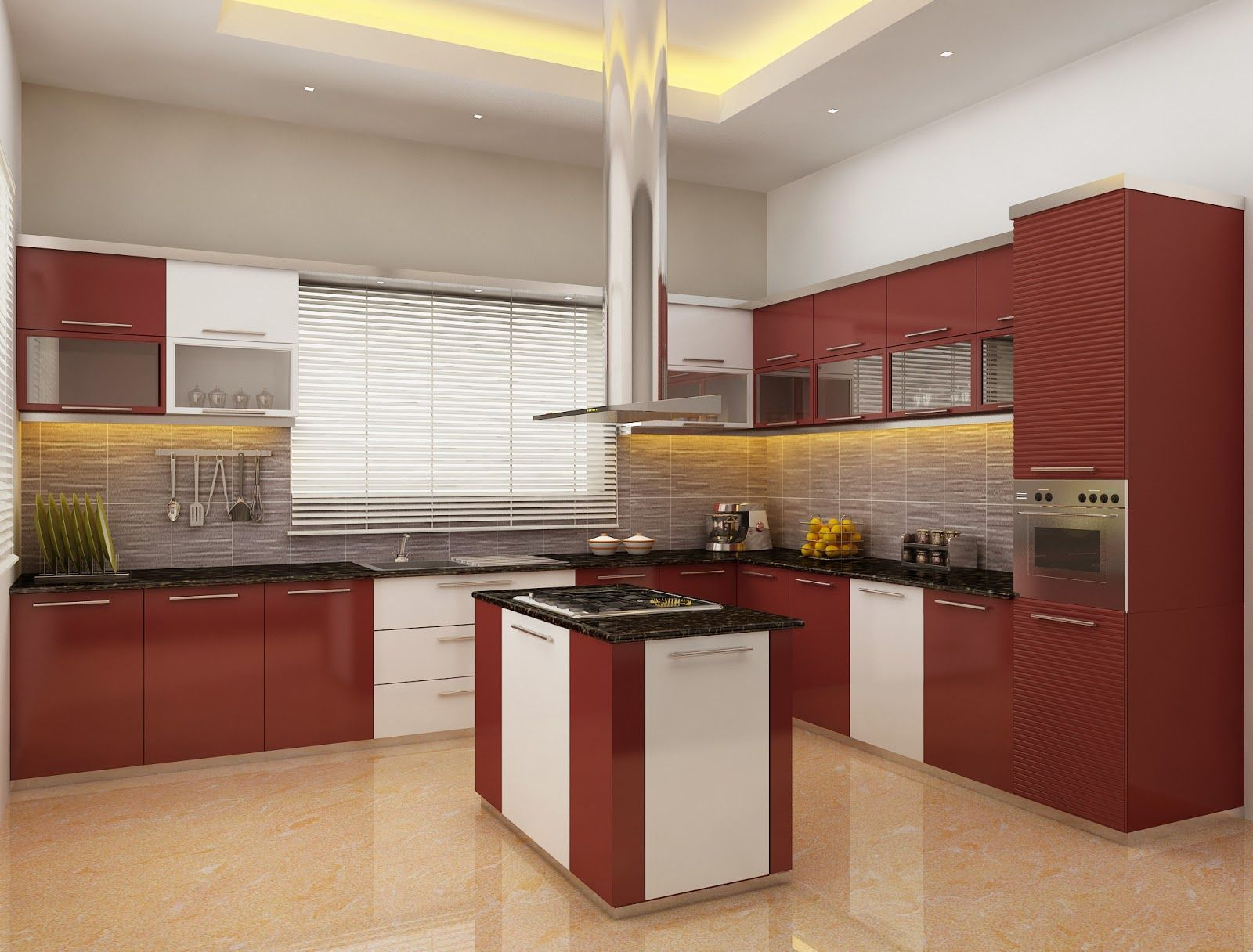 room kerala kitchen designs best design small modern modular
