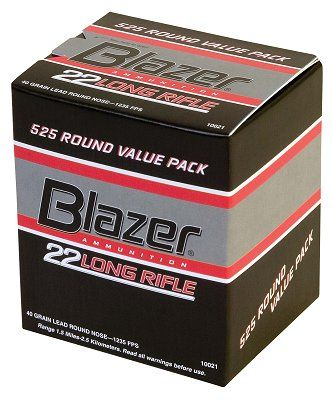 cci blazer 22lr 5250 round value pack wishful thinking guns n ammo