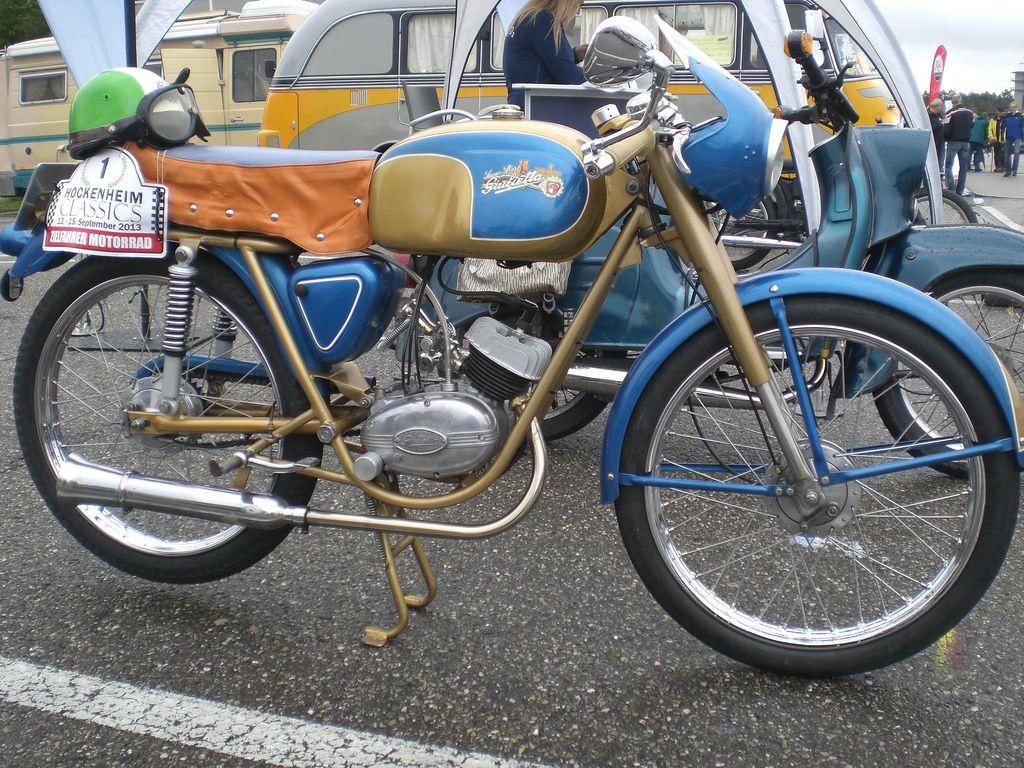 Peripoli Giulietta Supert Sport 1959 50cc 2 stroke | Flickr - Photo Sharing!