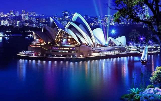 Sydney Opera House-Australia