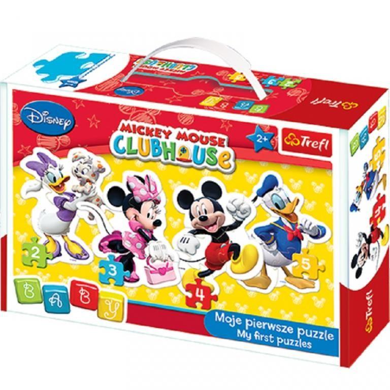 Puzzle enfant 2 ans : Les moyens de locomotion - Trefl Baby | Puzzle enfant, Jeux de puzzle ...