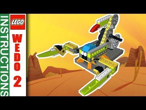 Lego Wedo 2 Scorpion Instruction 2016