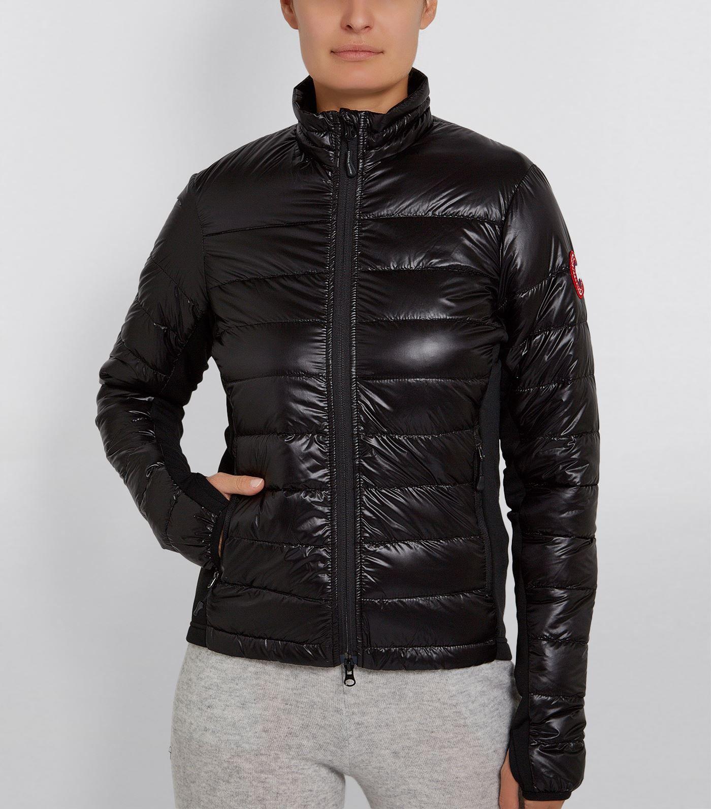 Canada Goose Black Hybridge Lite Jacket Harrods Uk Jackets Casual Fashion Fashion