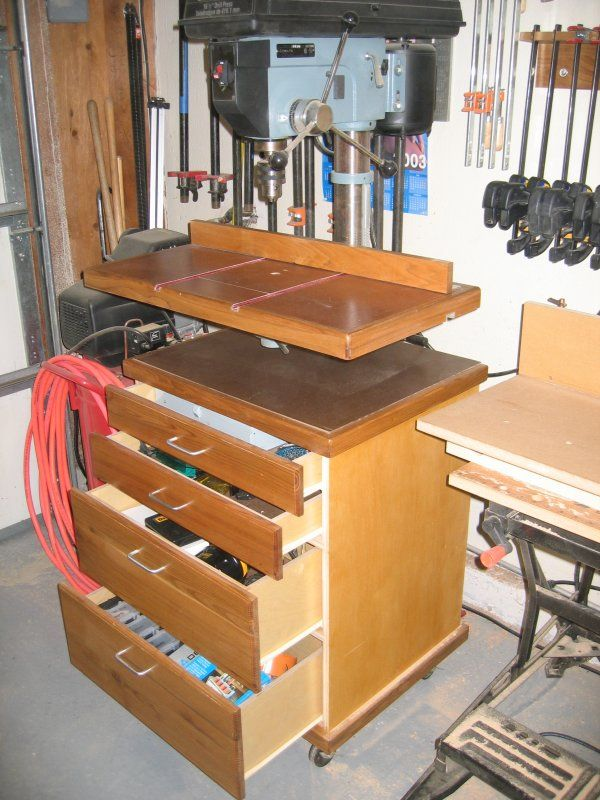 how to build custom saw bench