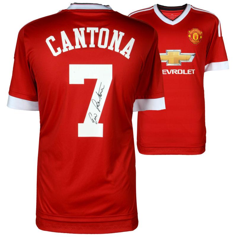 See more ideas about eric cantona, eric, manchester united football club. ERIC CANTONA AUTOGRAPHED MANCHESTER UNITED SIGNED FOOTBALL ...