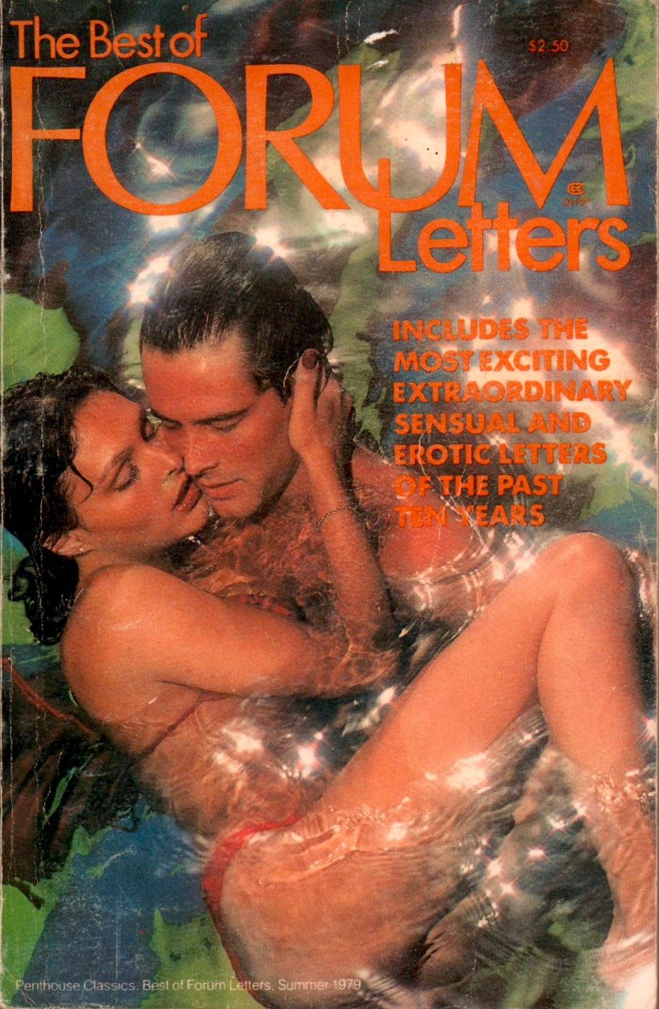 The Best of Forum Letters 1979 by Penthouse Magazine