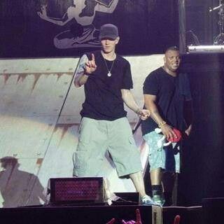 Eminem Omfg he's smiling woahhh what is this | eminem ...
