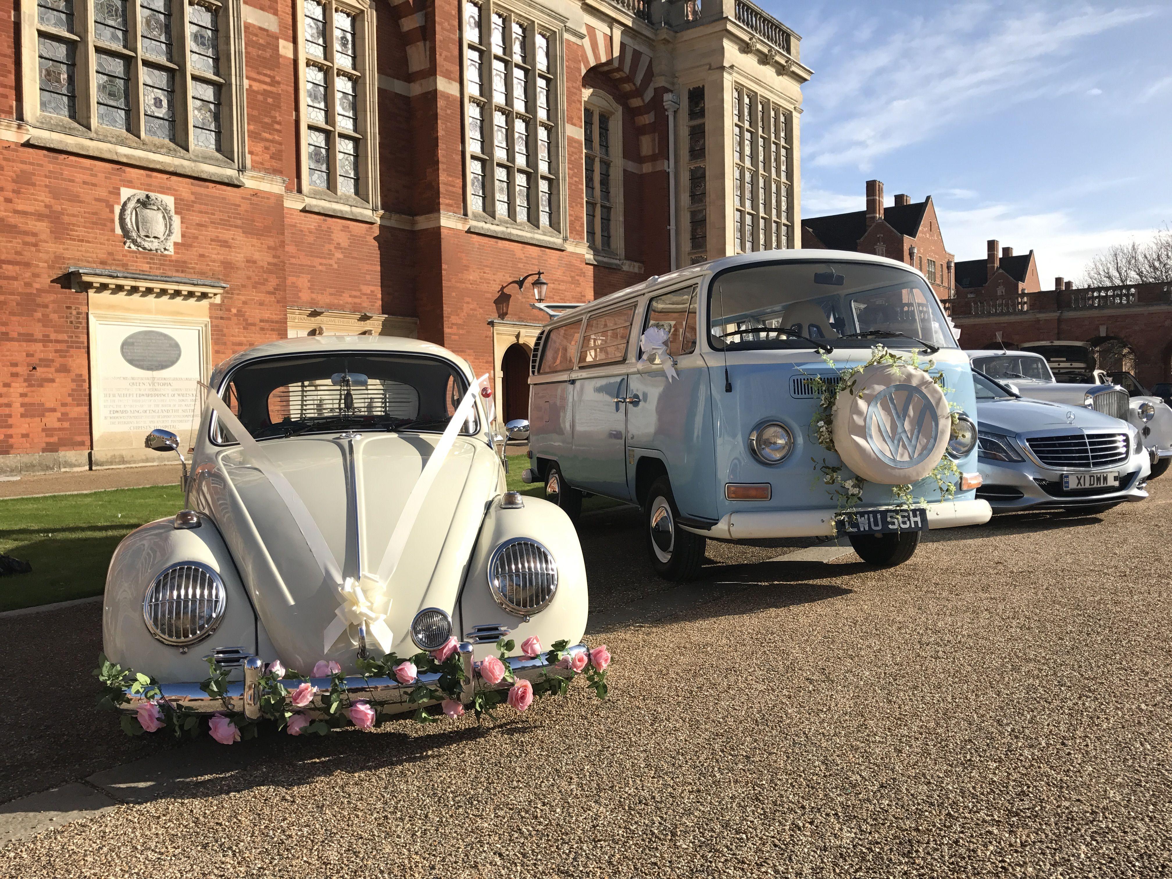 Classic Volkswagen Beetle and Camper Van Wedding Car Hire | VW ...
