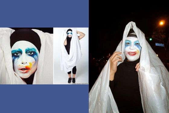 Awesome Lady Gaga Halloween Costumes Photos - harrop.us - harrop.us