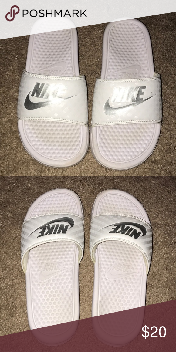 5994a2380 Nike Slides In good condition
