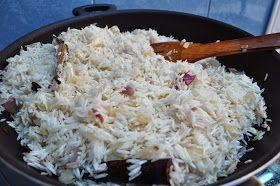Resepi Nasi Mandy Nasi Arab Paling Mudah Nasi Resep Masakan
