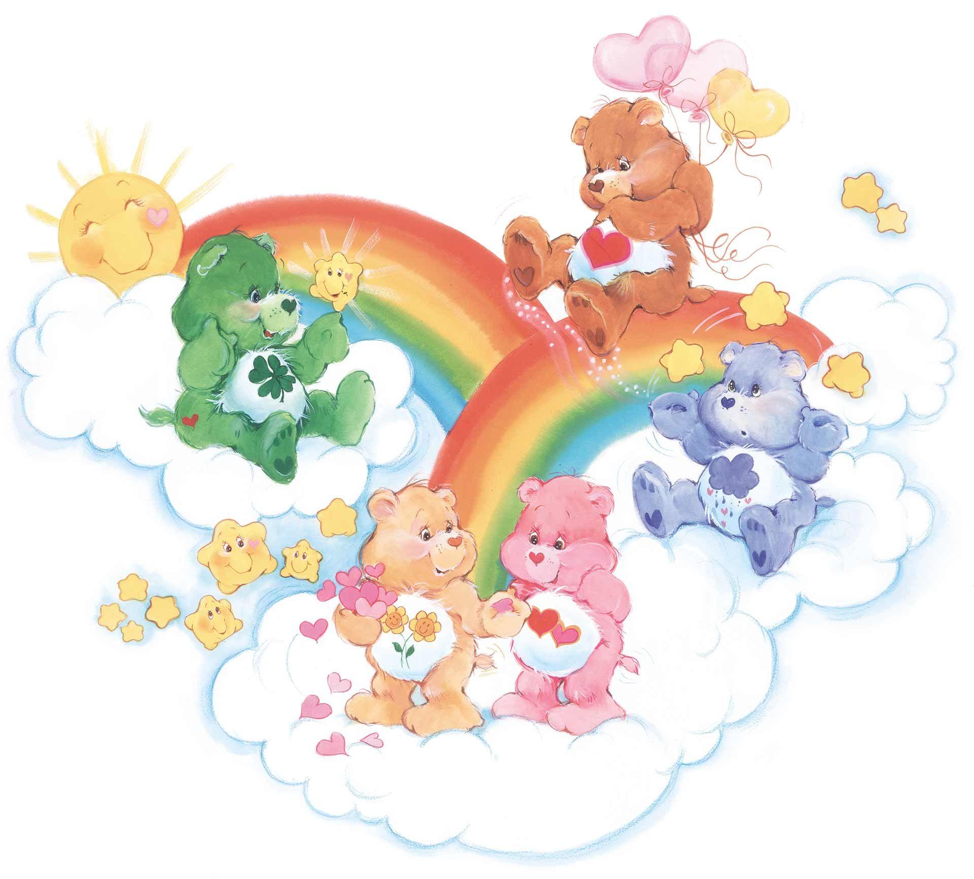 Adults   Care Bears   Care bears cousins, Care bears vintage, Care ...