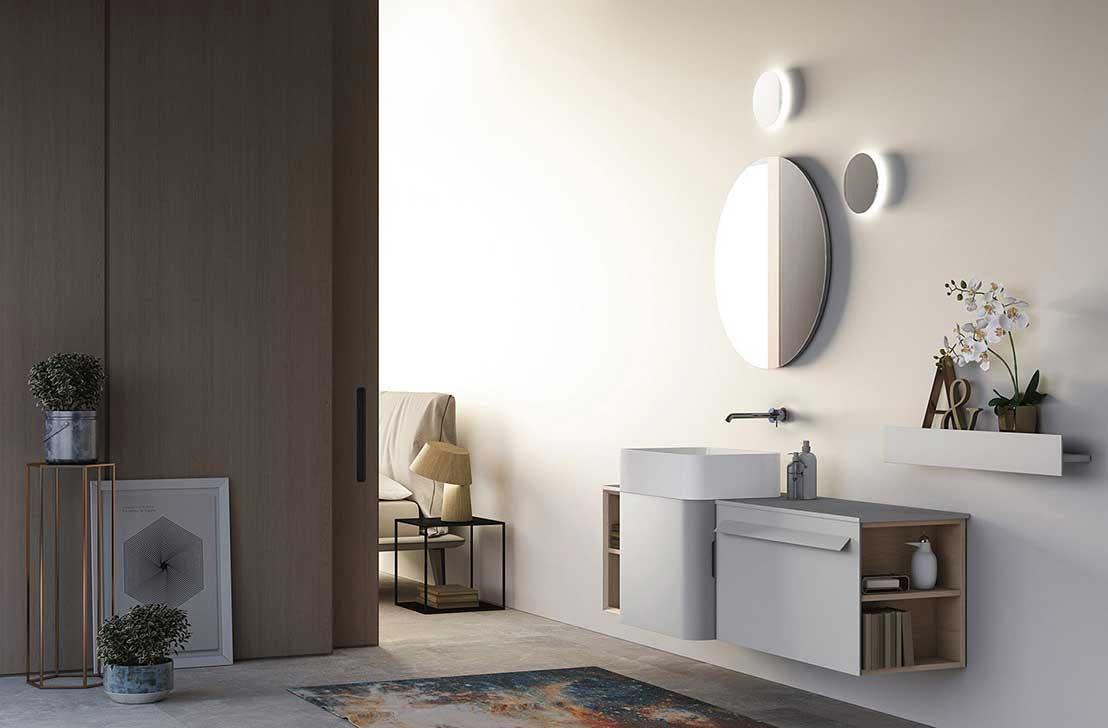 Godmorgon Bagno ~ Collezione bagno design contemporaneo mobili bagno in fenix ntm