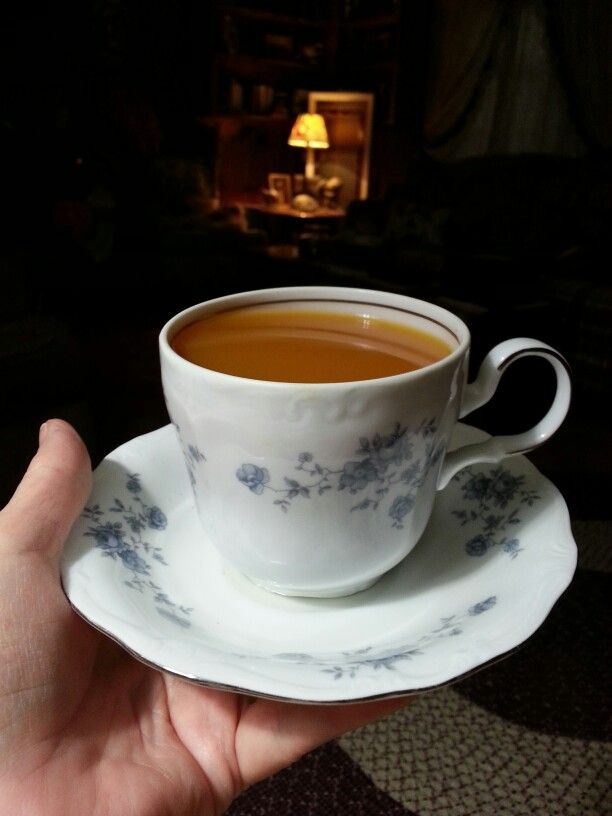 How about a cup of Shays' tea?
