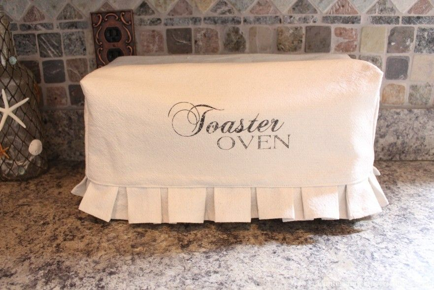 Toaster Oven Cover Sewing Quilting Crochet And Knit