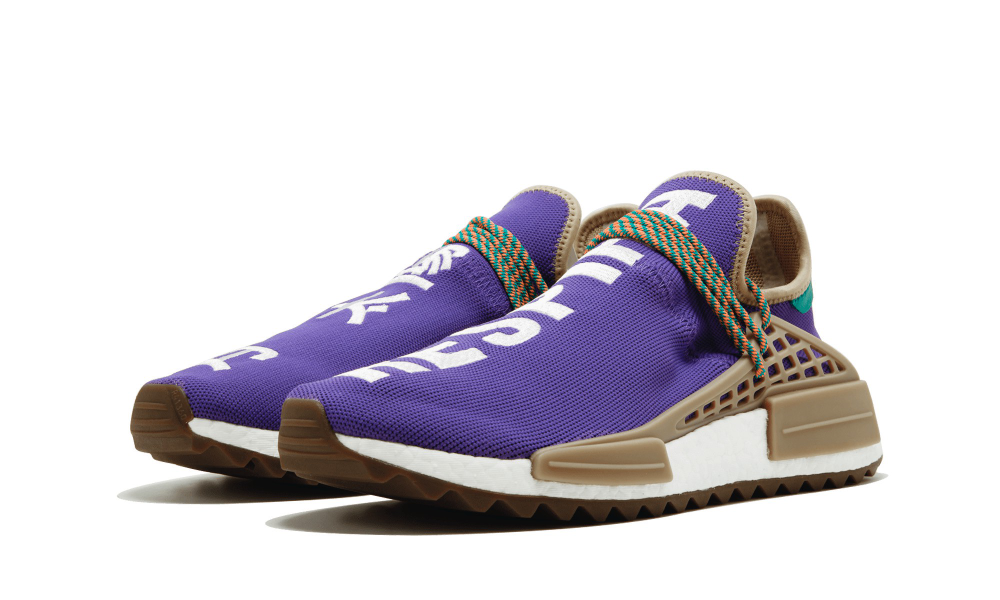 Even harder to get than the usual Pharrell x adidas NMD Hu